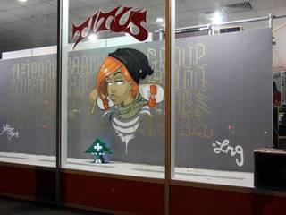 TITUS erfurt Ausgefallene Geschäftsräume & Stores von SCOUTS gbr Ausgefallen