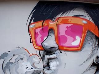Istanbul Jugendherberge:  Terrasse von SCOUTS gbr