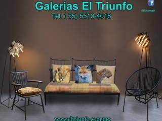 Galerías El Triunfo:  de estilo  por GALERIAS EL TRIUNFO SA DE CV