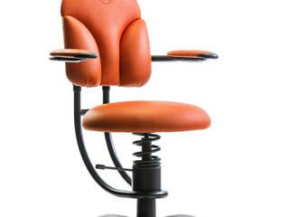 Trainieren Sie mit SpinaliS beim Sitzen Ihren Rücken: modern  von Healthy Sitting,Modern
