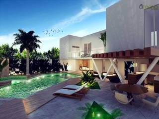 Armonía arquitectos Pool