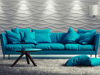 Plaster Panels 3D Loft Design System, Decors 21-30 Modern Walls and Floors by DecoMania.pl Modern