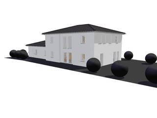 2014002 -  Neubau eines Einfamilienwohnhauses:   von bauconcept