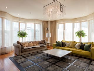 ARTteam Classic style living room