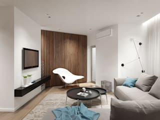 Y.F.architects Living room