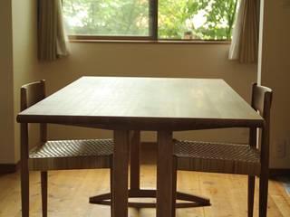 hyakka 餐廳桌子 木頭