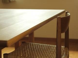 hyakka 餐廳椅子與長凳 木頭