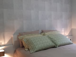 Modern style bedroom by Trends Casa Arquitetura e Design Modern