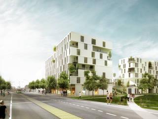 Gesamtansicht:   von Missoni -Architects