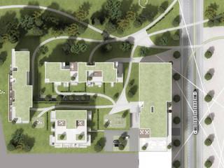 Lageplan:   von Missoni -Architects
