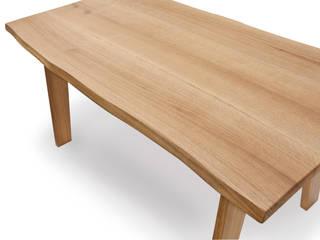 schokowerkstatt, die|frauenmöbelwerkstatt Dining roomTables Wood Brown