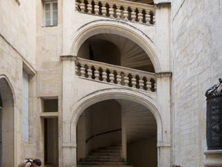 Heureux évènement, Montpellier: Jardin de style  par Atelier Roberta