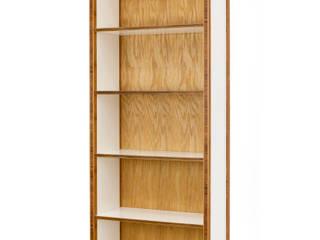 schokowerkstatt, die|frauenmöbelwerkstatt Study/officeCupboards & shelving Wood-Plastic Composite White