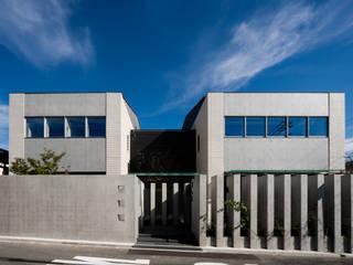 Casas estilo moderno: ideas, arquitectura e imágenes de t-yokota Moderno