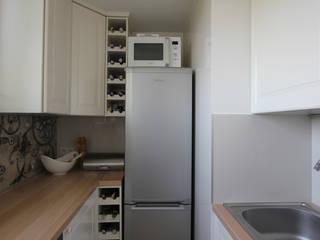 : styl , w kategorii Kuchnia zaprojektowany przez Architektura Wnętrz Magdalena Sidor