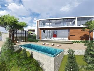 Houses by unounoarquitectos,