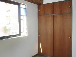 Santiago del Estero 623 - Buenos Aires Dormitorios modernos: Ideas, imágenes y decoración de Arquitecta Mercedes Rillo Moderno
