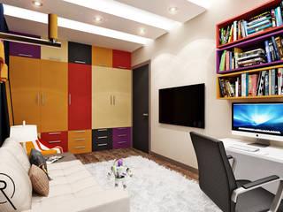 Rash_studio Modern nursery/kids room
