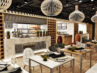Rash_studio Modern gastronomy