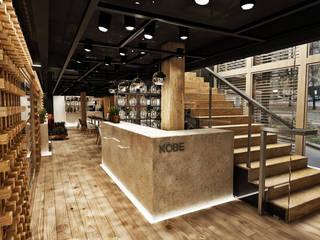 Ресторации в . Автор – Rash_studio