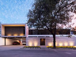 Casa SM04 Casas modernas de WRKSHP arquitectura/urbanismo Moderno