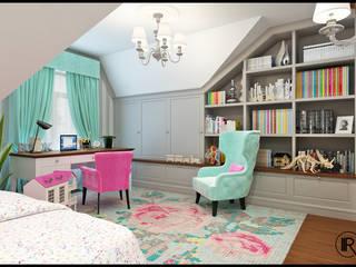 Rash_studio Classic style nursery/kids room