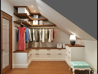 Closets  por Rash_studio