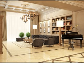 Rash_studio Living room
