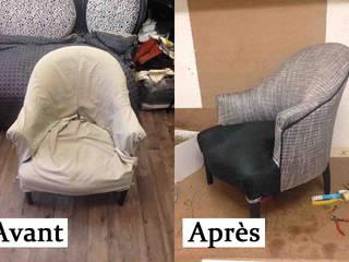 avant - apres :  de style  par atelier-pompadour