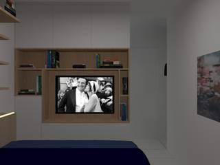 quarto do casal:   por Margareth Salles