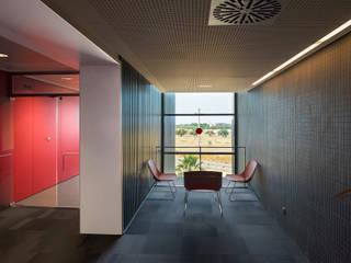 Zona VIP: Estudios y despachos de estilo moderno de Rubén Perdomo