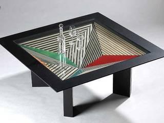 tables basses :  de style  par Christophe Masson