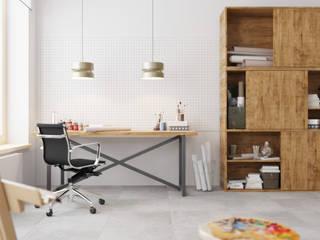 Estudios y oficinas estilo escandinavo de homify Escandinavo