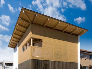 saijo house: 髙岡建築研究室が手掛けた家です。,和風