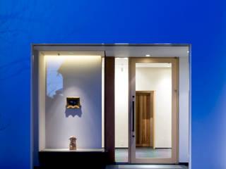 saijo house: 髙岡建築研究室が手掛けた窓です。,和風