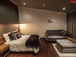 Bedroom by Nómada Studio