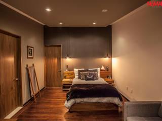 Schlafzimmer von Nómada Studio