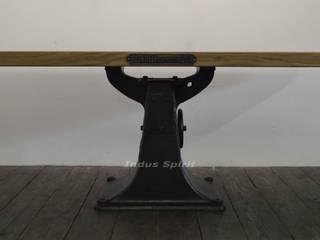 Création table industrielle par Indus Spirit Industriel