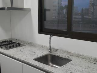Proyecto Reforma Costa Blanca Alicante Cocinas de estilo mediterráneo de L'AGABE Mediterráneo