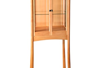 Display Cabinet:   by Simon Harrison Furniture