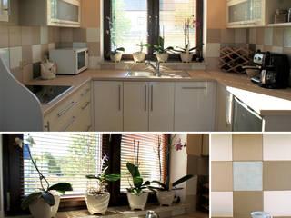 DOM NA MAZURACH / HOUSE IN MASURIA Cocinas de estilo mediterráneo de Drob Design Mediterráneo