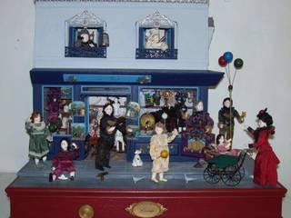 Automates decoratifs par Automates CAMUS