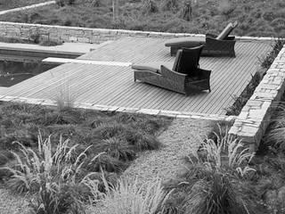 Neue Perspektive gestalten. Moderner Balkon, Veranda & Terrasse von Ecologic City Garden - Paul Marie Creation Modern