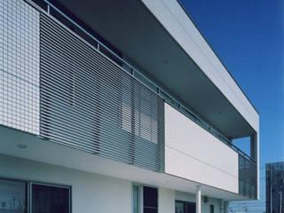 F_HOUSE: 有限会社アイエスティーアーキテクツが手掛けた家です。