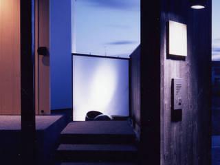misawa house: 髙岡建築研究室が手掛けた家です。,和風