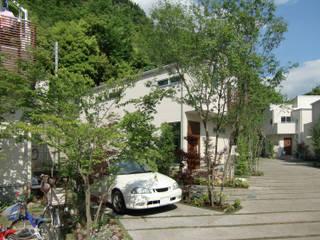 はちおうじこまち: 有限会社アイエスティーアーキテクツが手掛けた家です。