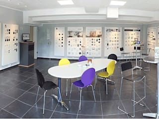 Unser Showroom:  Wände von VVM GmbH