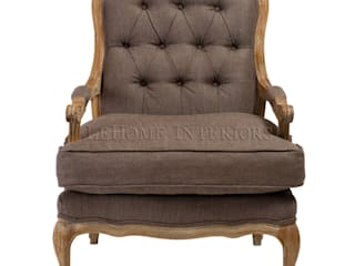 LeHome Interiors Living roomSofas & armchairs Wood Brown