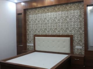 Master Bedroom Concept:   by Arka Interio