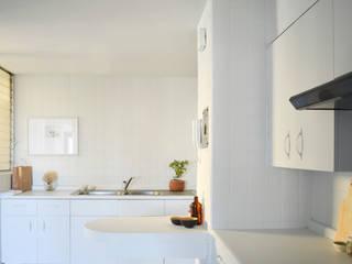 Remodelando Cocina:  de estilo  por Capital Studio